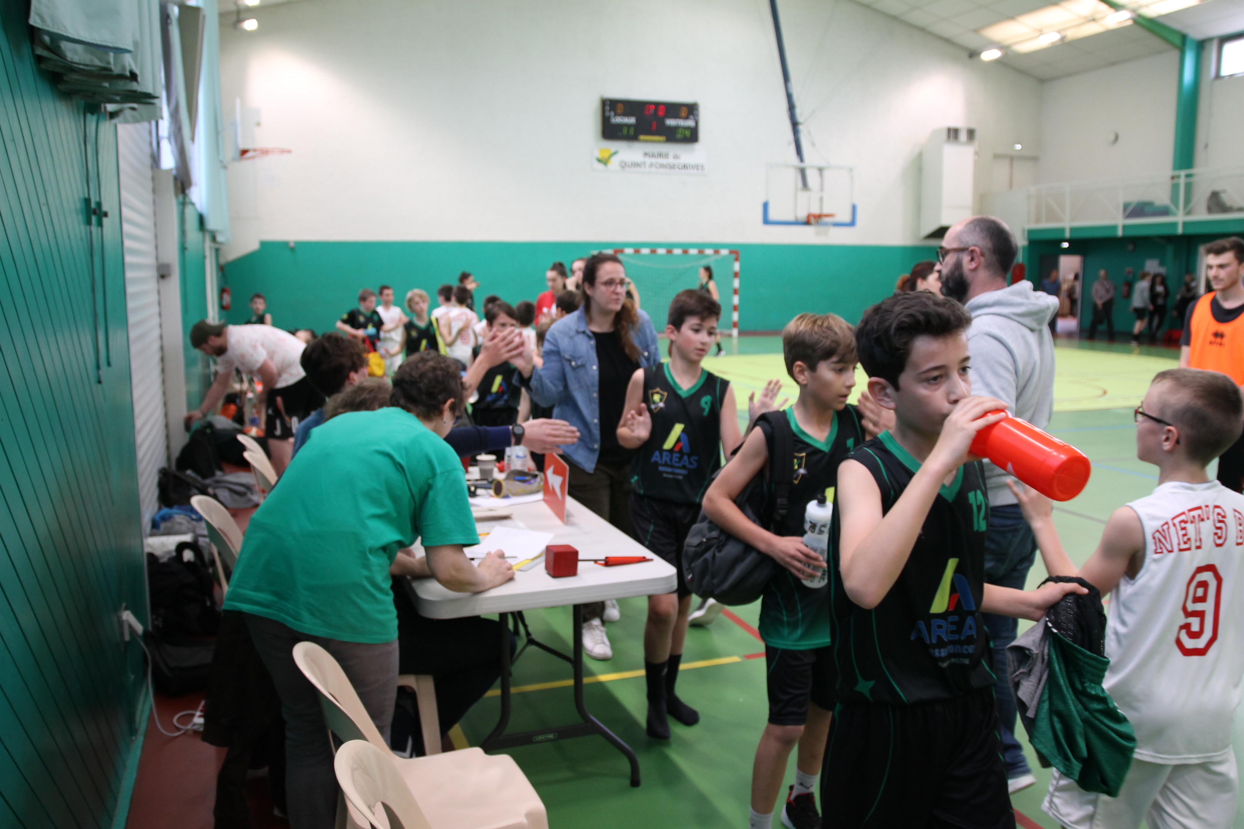 Les Seniors M dominent le leader TBC-3, et Quinto en Ariège